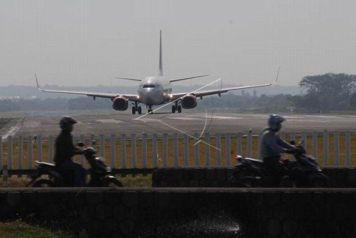 Kenaikan jumlah penumpang di Bandara Adi Soemarmo