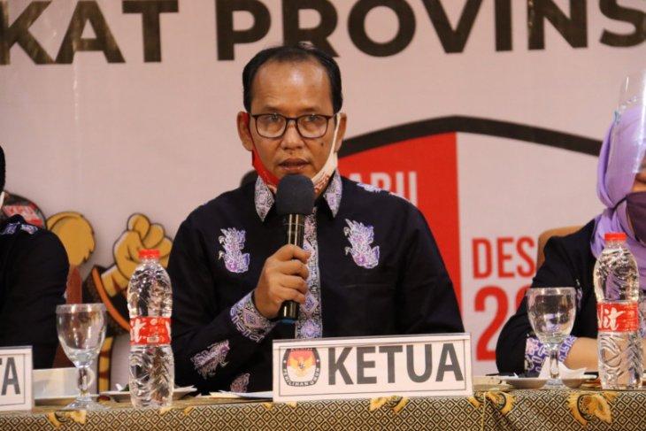 KPU tetapkan DPS Pilgub Jambi 2.419.858