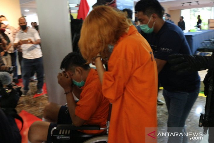 Polisi: Pelaku pembunuhan dan mutilasi di Kalibata tercancam hukuman mati