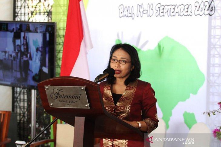 Menteri PPPA: Perempuan Bali tangguh hadapi COVID-19