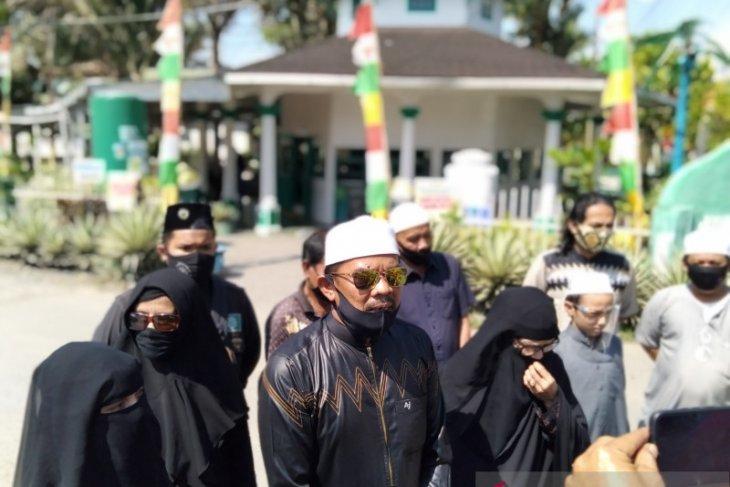 Kubah Habib Basirih dijaga netralitas dari kegiatan politik Pilkada