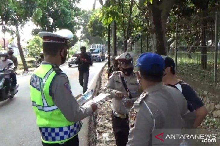 Diduga tabrak lari anggota Polri, oknum TNI diamankan