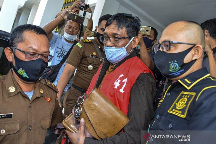 Kasus korupsi retribusi wisata Situ Lengkong Panjalu