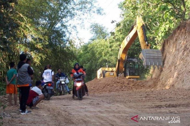 Pemprov: pembangunan Jalan Molombulahe-Bubaa Boalemo dibiayai dana PEN