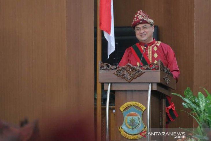 Gubernur Babel Peringati Hari Jadi Kota Pangkalpinang ke-263