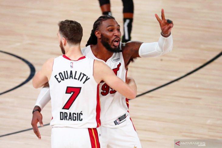 Heat kini memimpin 2-0 atas Celtics di final Wilayah Timur NBA