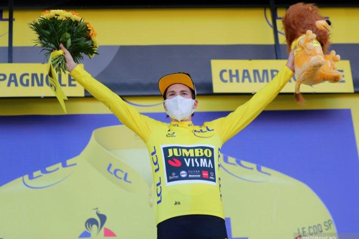 Tour de France: Klasemen sementara hingga etape ke-19