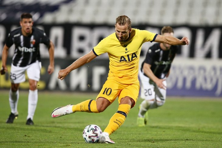 Meski susah payah, Tottenham akhirnya  lanjut ke putaran ketiga kualifikasi Liga Europa