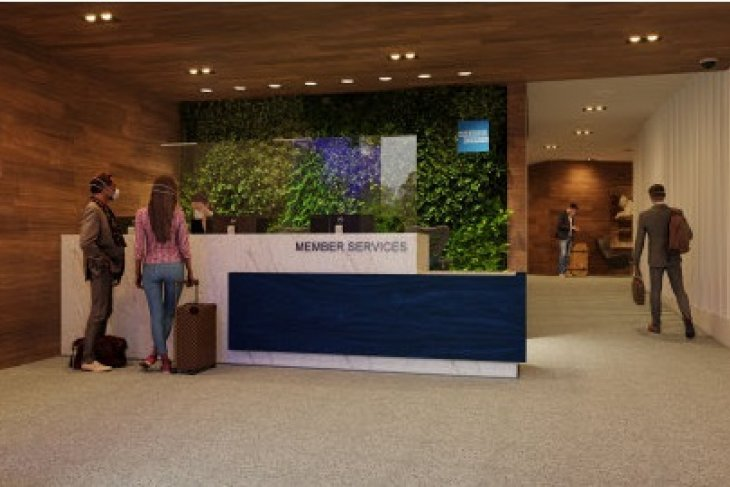 American Express announces plans to expand Centurion Lounges