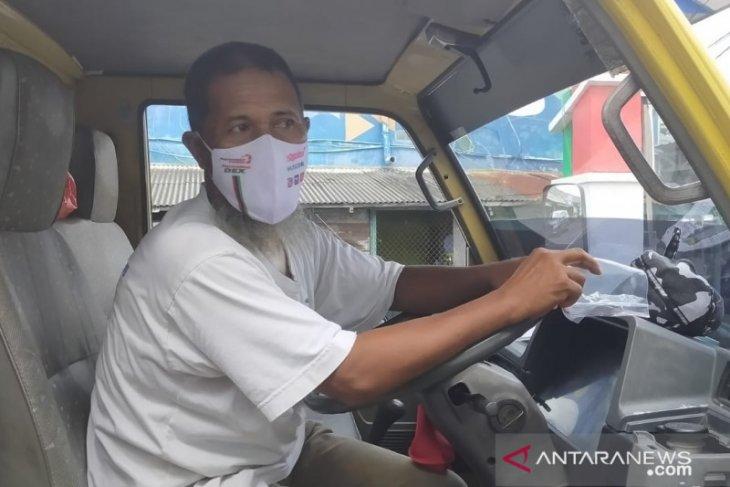 Sumbang 1.000 masker, Pertamina bantu Provinsi Babel tetap di zona hijau COVID-19
