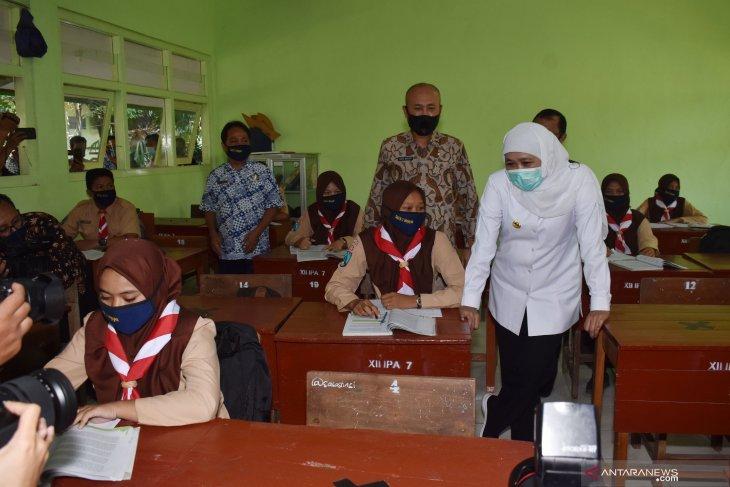 Kunjungan Kerja Gubernur Jatim di Madiun