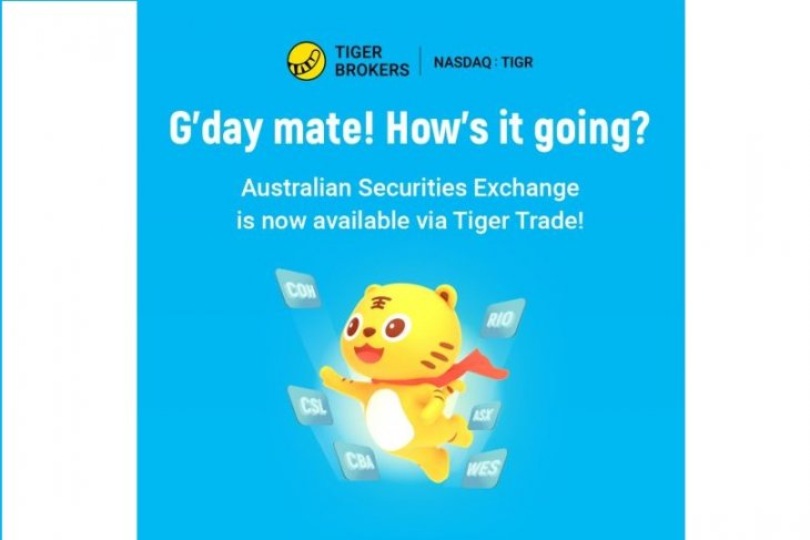 Tiger Brokers adds ASX to its online trading & mobile app