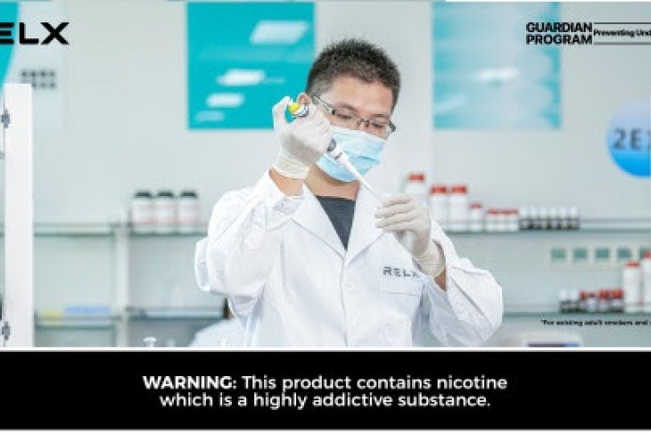 RELX opens bioscience lab to enhance global e-cigarette research