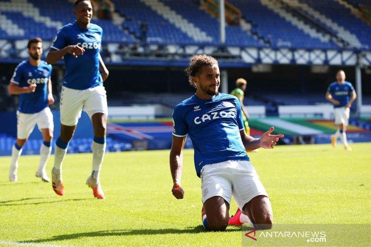Liga Inggris: Calvert-Lewin ungkap resep awal musim sempurna Everton