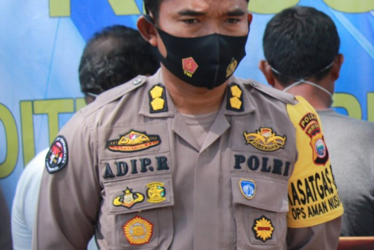 Polda Malut  Aduan masyarakat terkait Balon Pilkada 2020 ditangguhkan