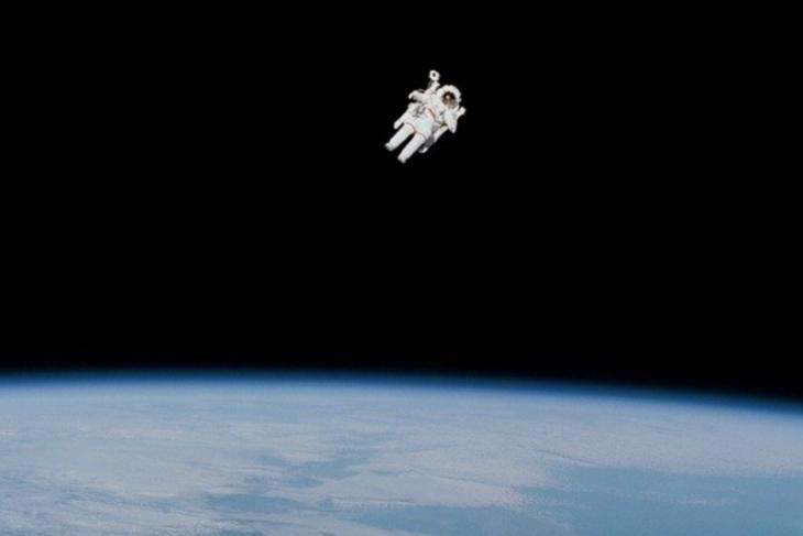 Ingin ke luar angkasa? Astronaut Indonesia sebutkan syaratnya