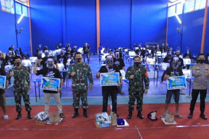 Polres Madiun gelar kontes aquascape bangkitkan ekonomi kreatif