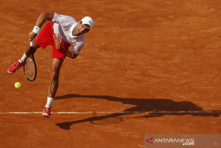 Italia Terbuka: Djokovic selangkah lagi amankan gelar juara