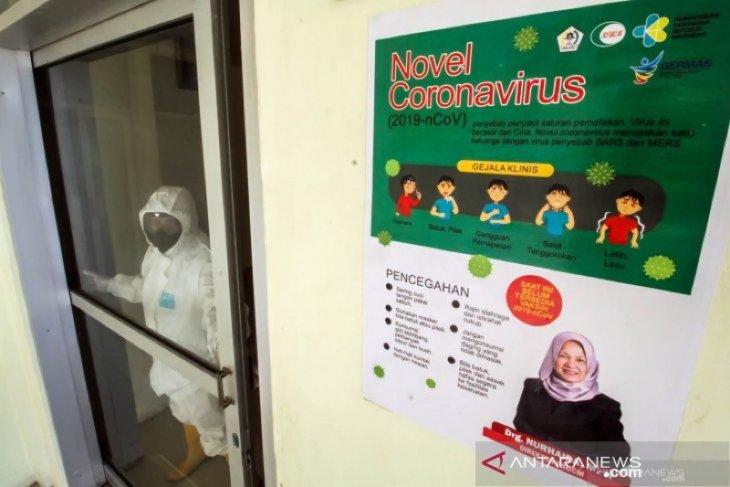 2.052 pasien COVID-19 di Aceh masih jalani perawatan