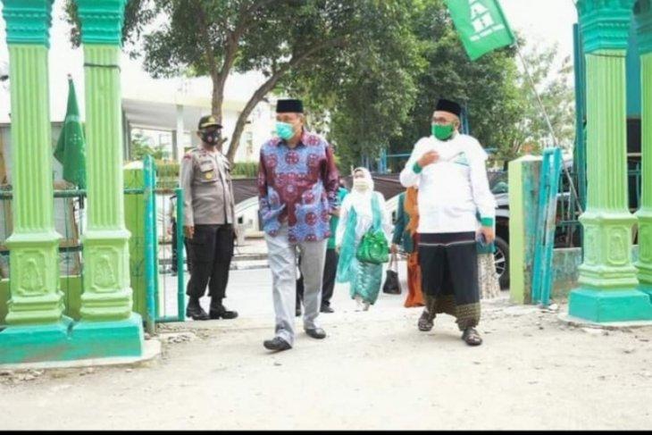 Wali kota hadiri Musda ke XIII Al Wasliyah, Ghazali Saragih terpilih kembali