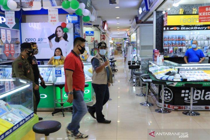 Pemkot Tangerang tutup tempat usaha langgar protokol kesehatan