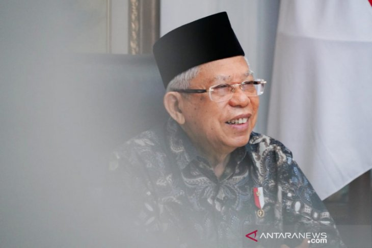 Ma'ruf Amin observes centennial of arrival of Koreans in Indonesia