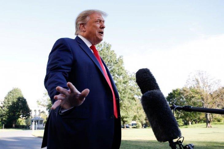 Presiden Trump dukung kesepakatan memungkinkan TikTok terus beroperasi di AS