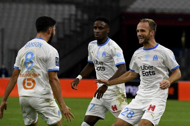 Marseille harus puas ditahan imbang Lille 1-1