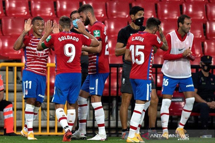Klasemen Liga Spanyol: Granada di puncak, Real Madrid berada posisi ke-10