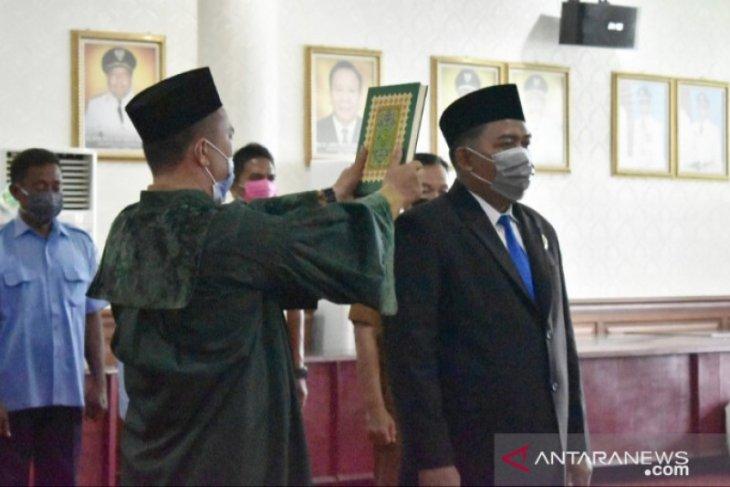 Zuhdi Gobel direktur PDAM Tirta Kualo Tanjungbalai 2020-2024