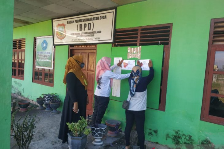 KPU se-Gorontalo serentak uji publik DPS
