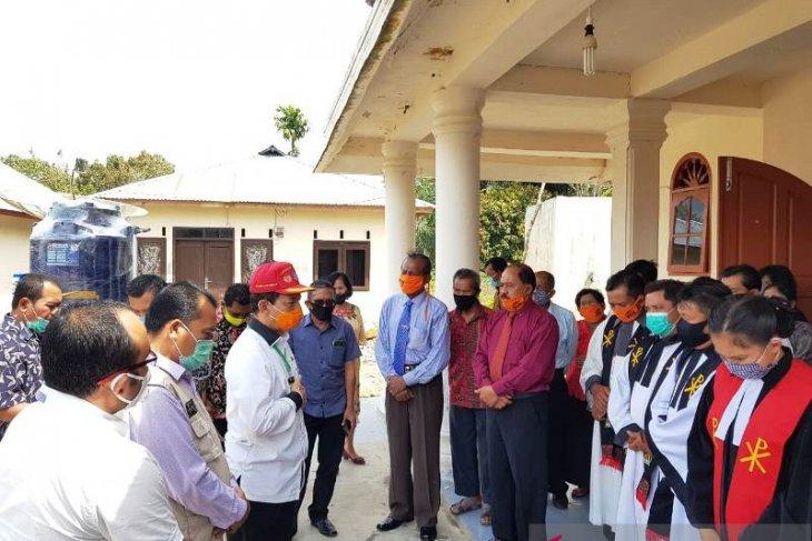 Jemaat GKPA Sibadoar akui perubahan pembangunan Tapsel 10 tahun terakhir luar biasa