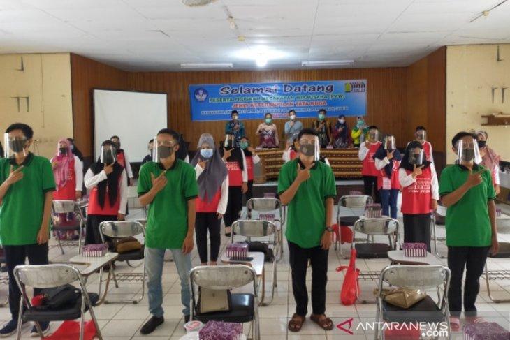 Sukseskan PKW, LKP Cahaya dan Family Home gandeng instruktur UMKM