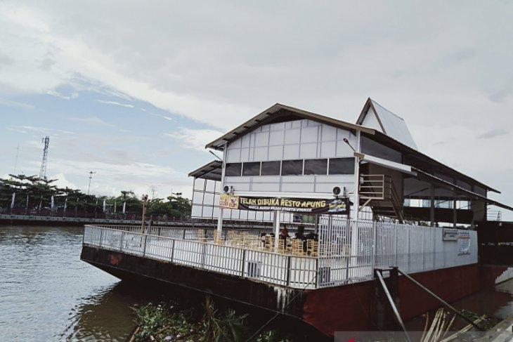 Kota Banjarmasin miliki ikon baru wisata kuliner berupa restoran terapung