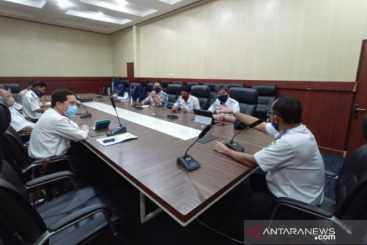 Dishub Babel gelar rakor pembahasan persiapan lintasan penyebrangan baru rute Bangka-Belitung