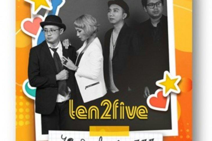 Grup musik Ten2Five rilis lagu