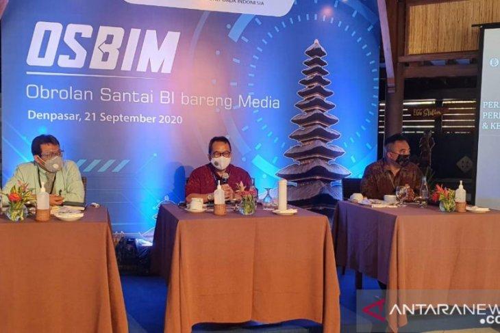 BI: Kredit perbankan di Bali mulai meningkat