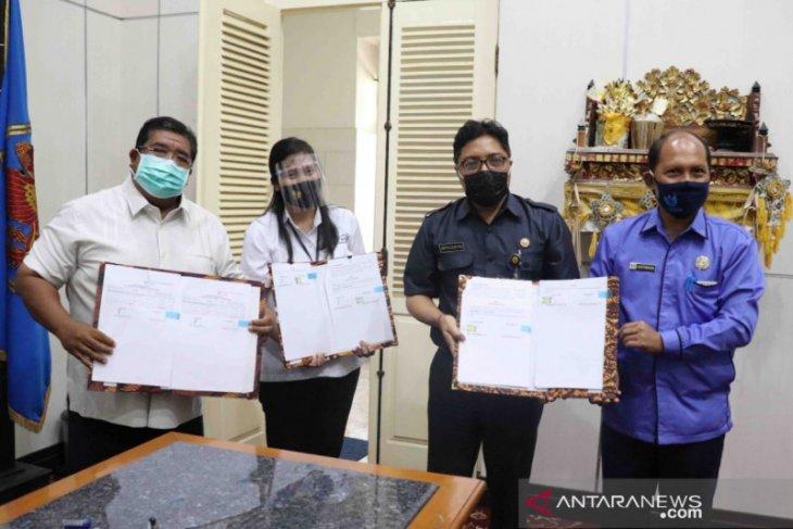 Buleleng terima hibah aset jaringan air minum dari Kementerian PUPR