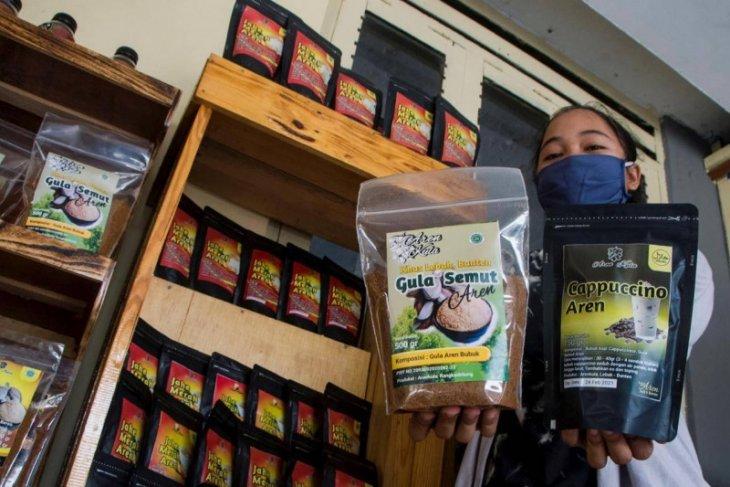 Permintaan gula aren Lebak saat pandemi COVID-19 meningkat