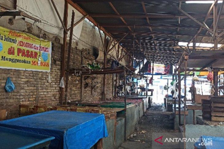 Seorang pedagang meninggal akibat COVID-19, Pajak Melati ditutup sementara