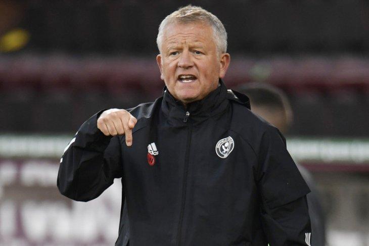 Manajer Sheffield United Chris Wilder dibuat bingung oleh VAR