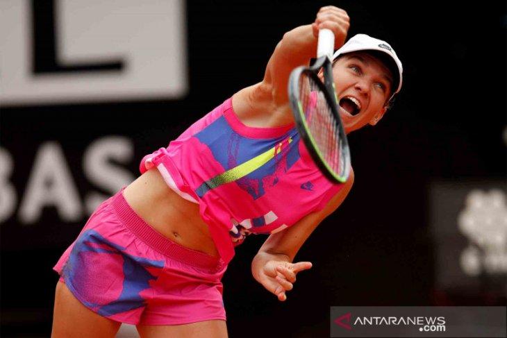 France Open: Kemenangan putaran pertama jadi kado ultah Simona Halep
