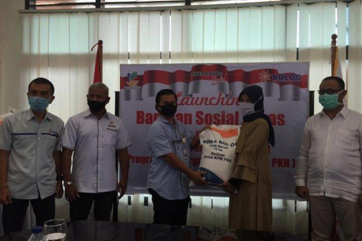 Bulog akan salurkan BSB sebanyak 8.186,94 ton di Aceh