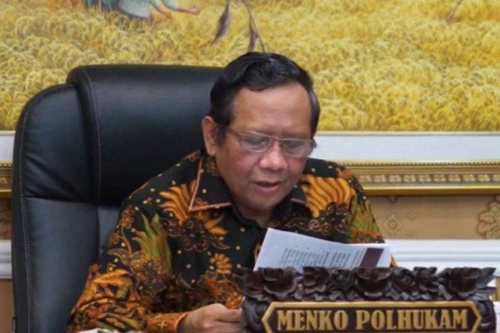 Mahfud MD: Pilkada tetap digelar 9 Desember 2020