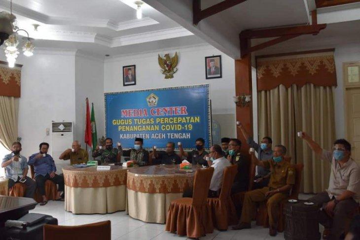 Bupati Aceh Tengah apresiasi promosi kopi Gayo oleh Kemendag RI