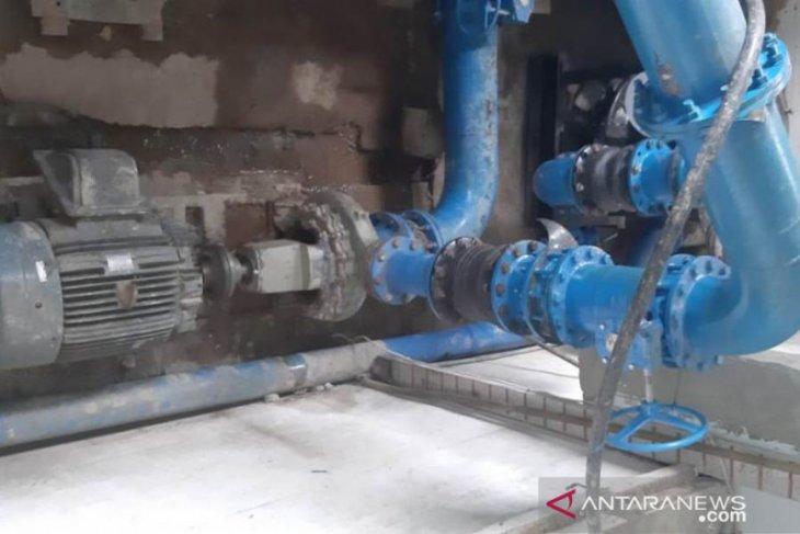 Perumdam Tirta Kencana tingkatkan kapasitas mesin pompa