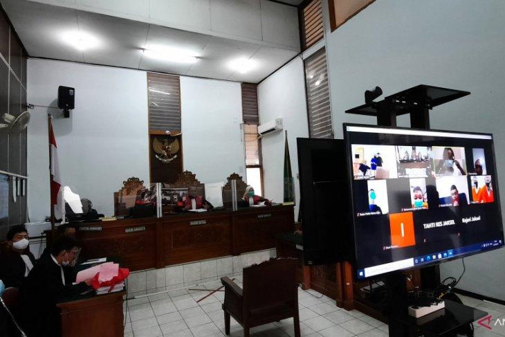 JPU tuntut aktor Dwi Sasono sembilan bulan pidana penjara rehabilitasi