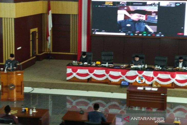 Ada dua isu utama yang jadi perhatian dalam KUA-PPAS Kota Bogor 2021