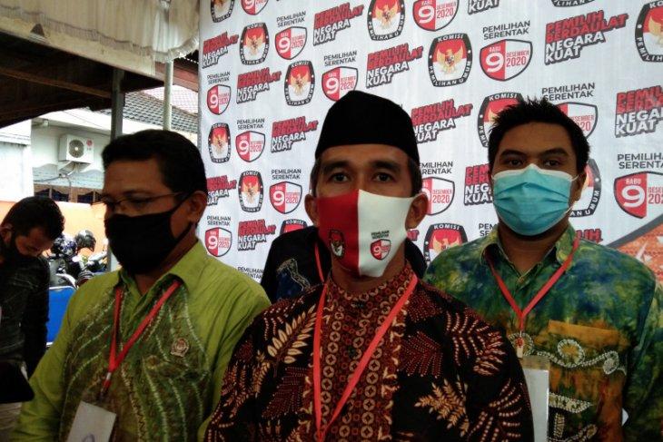 KPU Banjar tetapkan tiga Paslon di Pilkada Banjar