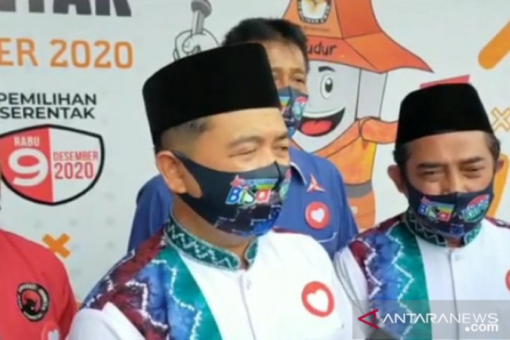 Ibnu Sina ajak adu program usai ditetapkan sebagai calon Wali Kota Banjarmasin